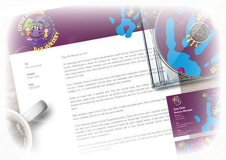 Brochures and Stationery